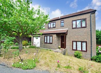 Thumbnail 5 bed detached house for sale in Booker Close, Crowborough, East Sussex