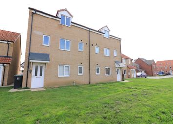 Thumbnail 1 bed flat for sale in Forge Way, North Hykeham, Lincoln