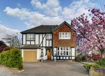 Thumbnail 5 bedroom detached house for sale in Woodland Way, West Wickham