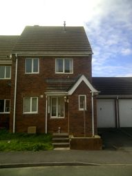 Thumbnail 3 bed end terrace house to rent in Springfields, Llanelli