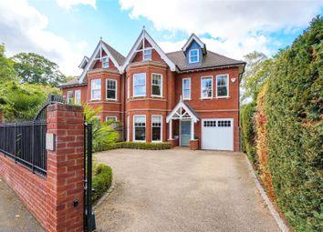 6 bed semi-detached house for sale in Lynwood Villas, Cavendish Road, Weybridge, Surrey KT13