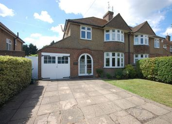 Thumbnail 4 bed semi-detached house for sale in Tring Road, Aylesbury, Buckinghamshire