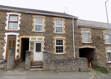 Thumbnail 4 bed terraced house for sale in Old Road, Skewen, Neath, Neath Port Talbot.