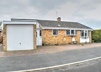 Thumbnail 3 bed bungalow for sale in Deepdale Drive, Leasingham, Sleaford