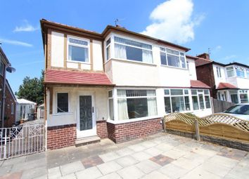 Thumbnail 3 bed semi-detached house for sale in Longacre, Southport