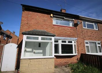 Thumbnail 2 bed semi-detached house to rent in Aldershot Square, Sunderland