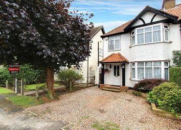 Thumbnail 4 bed semi-detached house for sale in Denham Way, Denham, Uxbridge