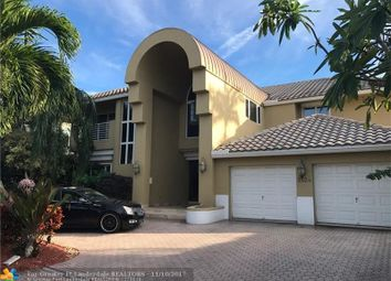 Thumbnail 5 bed property for sale in 2524 Barcelona Drive, Fort Lauderdale, Fl, 33301