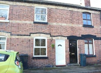 Thumbnail 2 bed terraced house to rent in Rocke Street, Shrewsbury