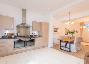 Thumbnail 2 bed terraced house for sale in Victory Fields, Upper Rissington, Cheltenham, Gloucestershire