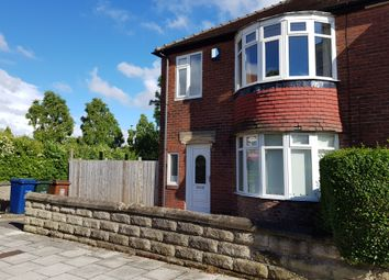Thumbnail 2 bedroom semi-detached house for sale in Dimbula Gardens, High Heaton, Newcastle Upon Tyne
