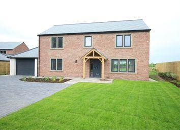 Thumbnail 4 bed detached house for sale in Grange Park Road, Orton Grange, Carlisle, Cumbria
