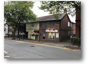 Thumbnail Retail premises for sale in 37 High Street, Frodsham, Cheshire