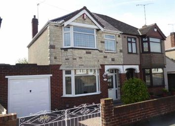 Thumbnail 3 bed semi-detached house for sale in Dallington Road, Coundon, Coventry