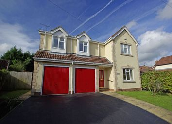 Thumbnail 4 bed detached house to rent in Knapp Road, Thornbury, Bristol
