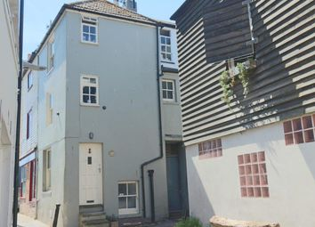 Thumbnail 2 bedroom town house to rent in West Street, Hastings
