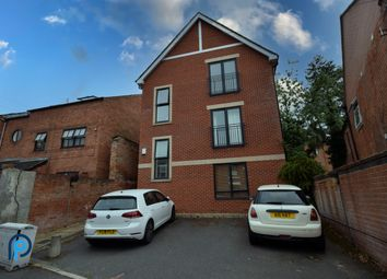 Thumbnail 2 bed flat for sale in Markeaton Street, Derby