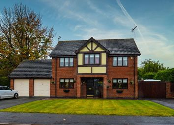 Thumbnail 4 bed detached house for sale in De Havilland Drive, Yarnfield, Stone