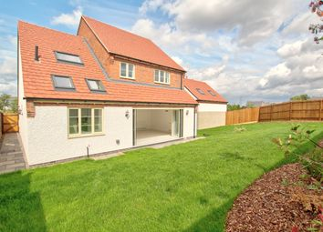 4 bed detached house for sale in Spencer Close, Glenfield LE3