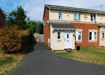 Thumbnail 3 bed semi-detached house for sale in Helston Close, Baswich, Stafford