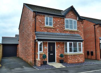 Thumbnail 3 bed detached house for sale in Humber Drive, Holmes Chapel