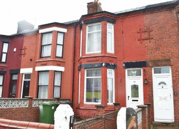 Thumbnail 3 bedroom terraced house to rent in Claremont Road, Seaforth, Liverpool