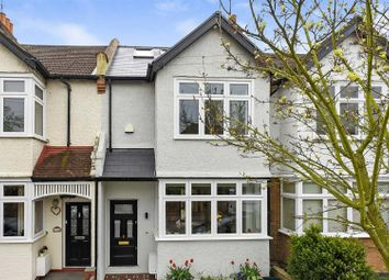 Thumbnail 4 bed terraced house to rent in Babbacombe Road, Bromley