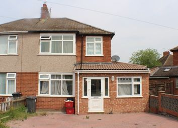 Thumbnail 4 bed semi-detached house to rent in Murcott Road East, Whitnash, Leamington Spa