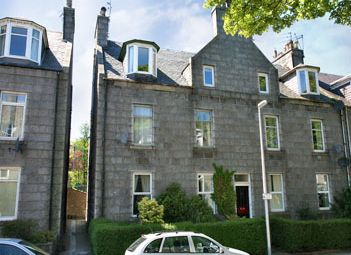 Thumbnail 2 bed flat to rent in Richmond Terrace, 2Fr, Aberdeen