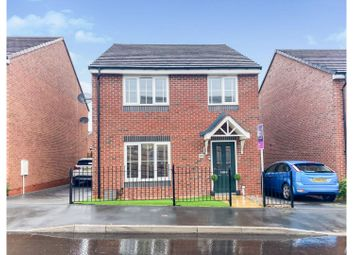Thumbnail 4 bed detached house for sale in Booths Lane, Birmingham