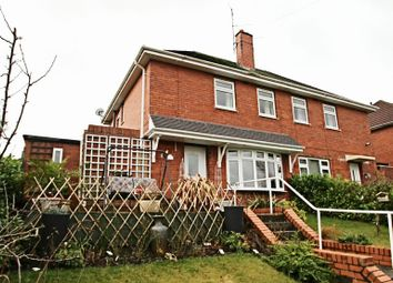 Thumbnail 2 bedroom semi-detached house for sale in Avonside Avenue, Tunstall, Stoke-On-Trent