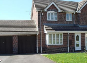 Thumbnail 3 bed semi-detached house to rent in Emerson Way, Emersons Green, Bristol