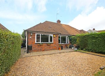 Thumbnail 2 bed semi-detached bungalow for sale in Byfleet, West Byfleet, Surrey