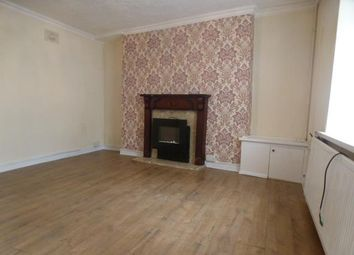 Thumbnail 2 bed terraced house to rent in East Road, Tylorstown, Ferndale