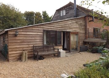 Thumbnail 1 bed barn conversion to rent in Hamsey, Lewes