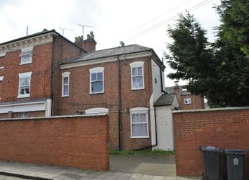 Thumbnail 1 bed flat to rent in Highfield Street, Leicester
