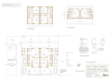 Thumbnail 4 bed semi-detached house for sale in Bank Mill, Berkhamsted