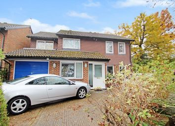 Thumbnail 4 bed detached house for sale in Denmans, Worth, Crawley