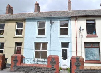 Thumbnail 3 bed terraced house to rent in Park View Terrace, Aberdare, Rhondda Cynon Taff