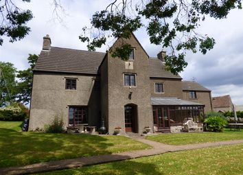 Thumbnail 6 bed detached house for sale in Penylan Farm House, Netherwent, St. Brides