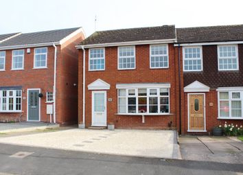 Thumbnail 3 bed end terrace house for sale in Charnwood Way, Leamington Spa