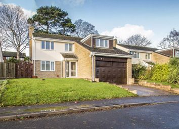 Thumbnail 4 bedroom detached house for sale in Jarmyns, Bishops Hull, Taunton