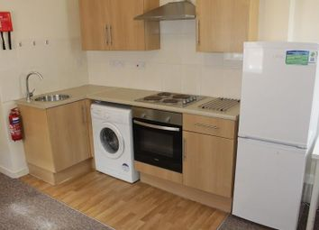 Thumbnail 1 bedroom flat to rent in West Luton Place, Adamsdown Cardiff