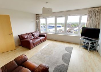 Thumbnail 2 bed flat for sale in The Apex, Peterborough