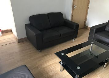 Thumbnail 5 bedroom shared accommodation to rent in Burman Street, Mount Pleasant, Swansea
