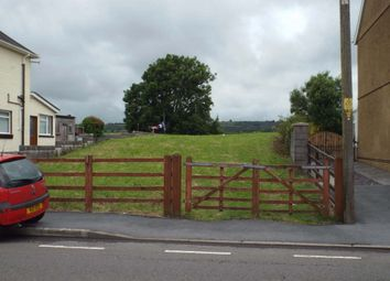 Thumbnail Land for sale in Plot @ 31 Myrtle Hill, Ponthenri, Ponthenri, Carmarthenshire