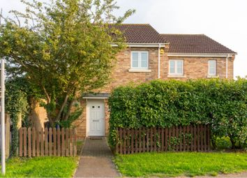 Thumbnail 2 bed semi-detached house for sale in Huntingdon Road, Chatteris