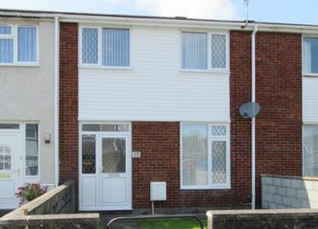 Thumbnail 3 bed terraced house to rent in Sandfield Road, Burry Port, Carmarthenshire.