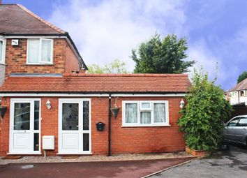 Thumbnail 1 bed flat to rent in Stanton Road, Shirley, Solihull, West Midlands