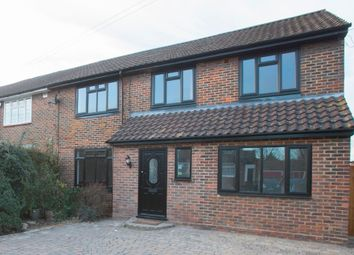 Thumbnail 5 bed semi-detached house for sale in Beech Drive, Borehamwood